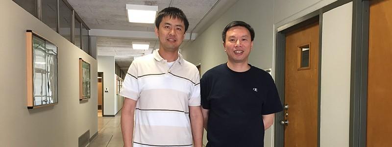 Image of Lu Kang and Zhigang Li