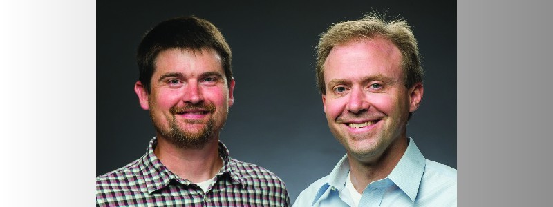 Image of Matthew Roessing and Jeff Dowdy