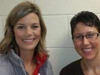 image of Stephanie da Silva and Katherine White